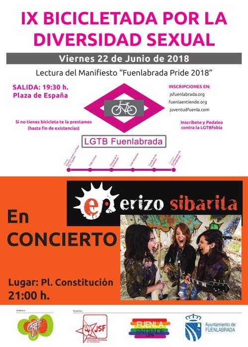 2018-JUNIO 5- AF Cartel BICICLETADA para RS